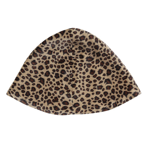 Pullover, Sweater - Bucket Hat Leopard Brown