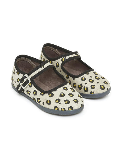 Schuhe, Shoes - Jane Shoes Leopard