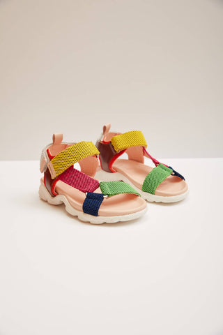 Schuhe, Shoes - Maison Mangostan Shoes Teen Kid/Teen Cupuasu Multicolour