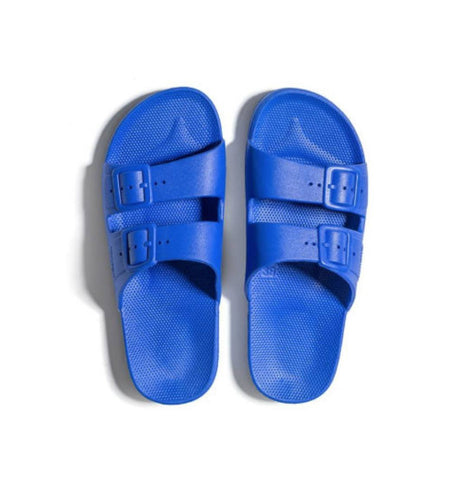 Schuhe, Shoes - Moses Sandals Blue