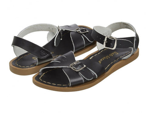 Schuhe, Shoes - Salt-Water Sandals Classic Black