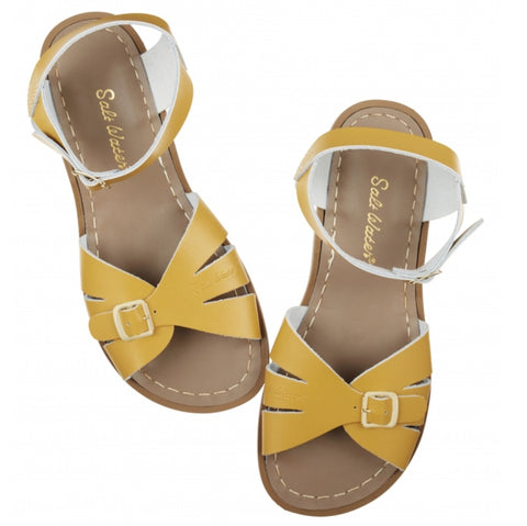 Schuhe, Shoes - Salt-Water Sandals Classic Mustard