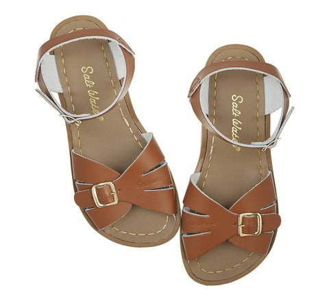 Schuhe, Shoes - Salt-Water Sandals Classic Tan