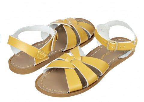 Salt-Water Sandals Original Mustard - Zirkuss