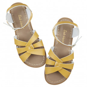 Salt-Water Sandals Original Mustard Saltwater Sandalen | Zirkuss