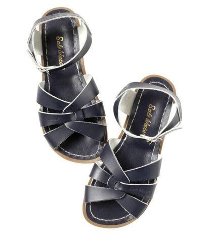 Salt-Water Sandals Original Navy - Zirkuss