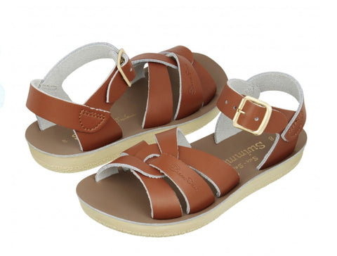 Schuhe, Shoes - Salt-Water Sandals Original Swimmer Tan