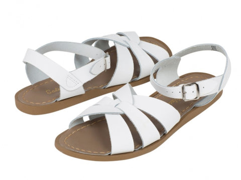 Schuhe, Shoes - Salt-Water Sandals Original White
