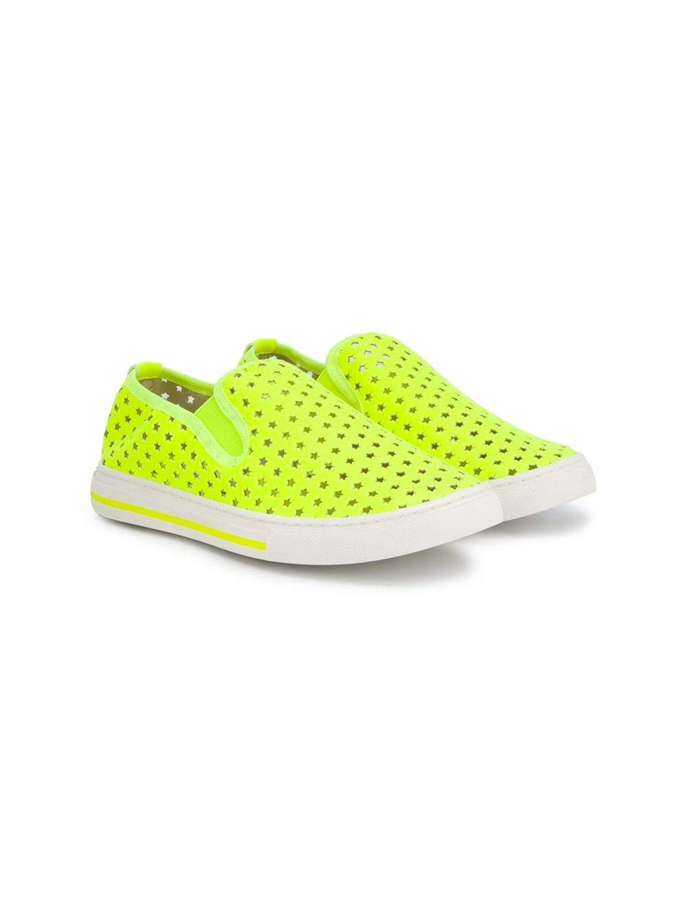 Shoes Cut Stars Stella McCartney Kids | Zirkuss