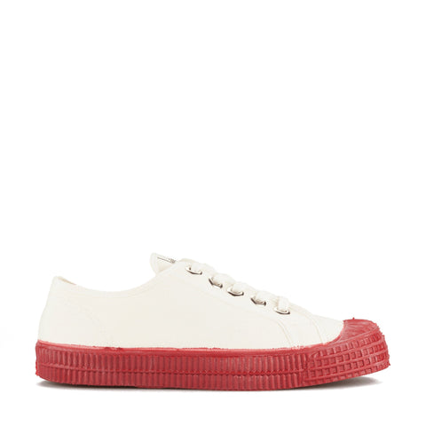 Schuhe, Shoes - Star Master 10 White/Red