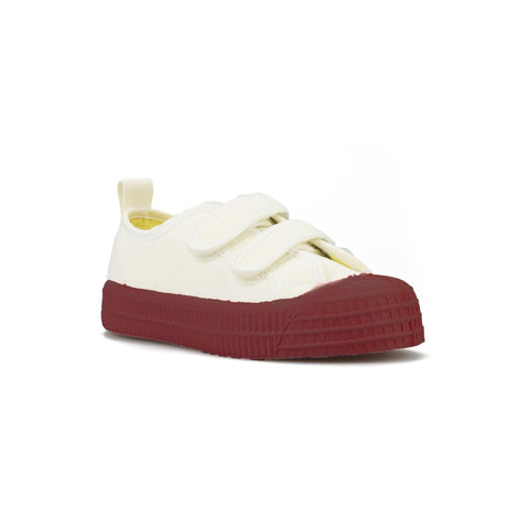 Schuhe, Shoes - Star Master Kid White/Red