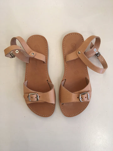 Schuhe, Shoes - Theluto Sandals Angie Natural