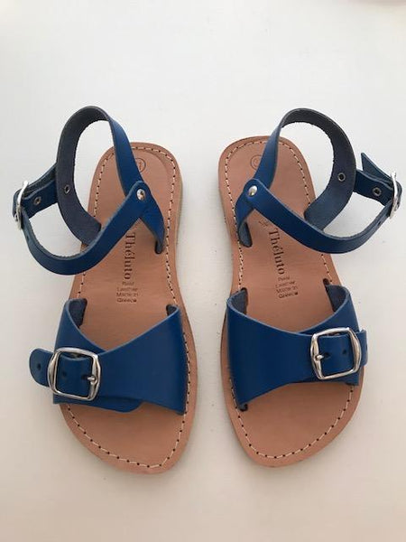 Schuhe, Shoes - Theluto Sandals Kids Angie Blue