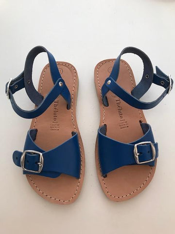 Theluto Sandals Kids Angie Blue Théluto | Zirkuss