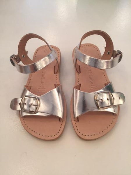 Schuhe, Shoes - Theluto Sandals Kids Angie Silver