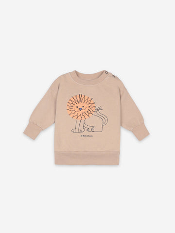 Baby Pet A Lion Sweatshirt - Zirkuss