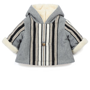 Jacket Baby Camion Striped - Zirkuss