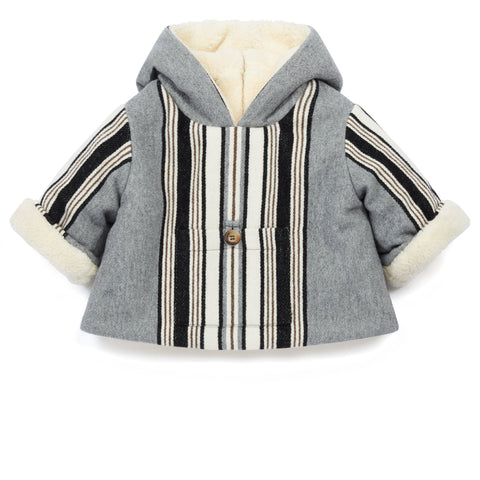 Shirts, Shirts - Jacket Baby Camion Striped