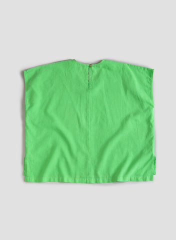 Kaftan Top Green Flash Main Story | Zirkuss