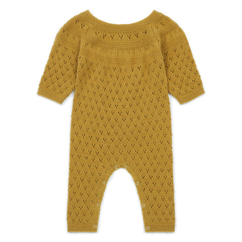 Shirts, Shirts - Overall Baby Knitted Maman Ambre