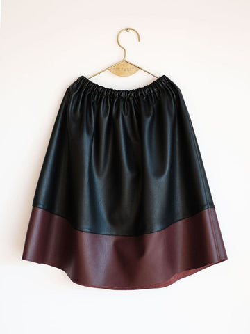 Skirt Lurdes Black Wolf & Rita | Zirkuss