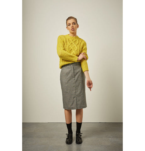 Shirts, Shirts - Sweater Ecole Yellow