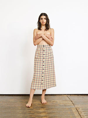 Bo Skirt Jasper - Zirkuss