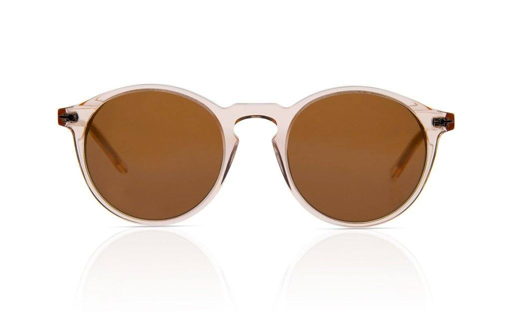Sons & Daughters Sonnenbrillen, Sons & Daughters Sunglasses - Sunglasses Clark Sun Bio Transparent Champagne