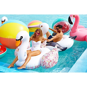 Spielsachen, Toys - Sunnylife Inflatable Beach Ball Watermelon XL