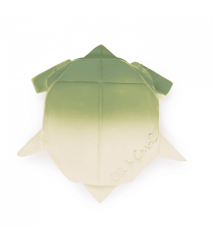 Teether and Bath Toy H2Origami Turtle - Zirkuss