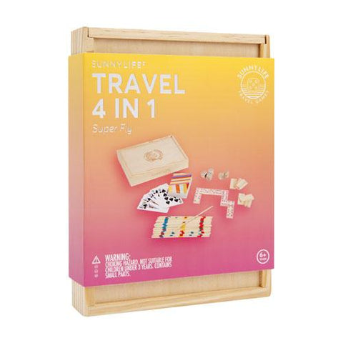 Spielsachen, Toys - Travel 4 In 1