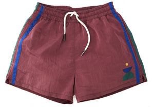 Swim Trunk Burgundy - Zirkuss