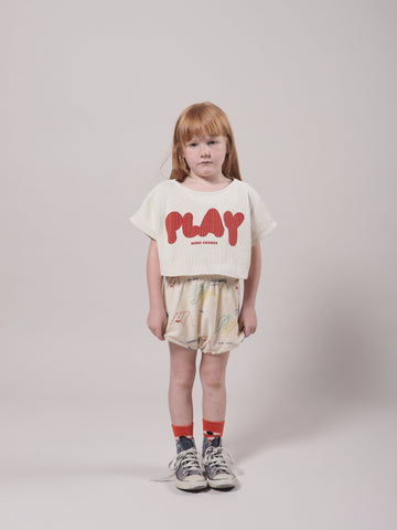Play Cropped Sweatshirt - Zirkuss