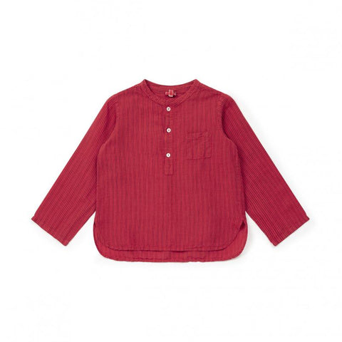 Tops - Shirt Matteo Lobster Red