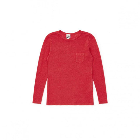 Tops - T-shirt Toti Lobster Red