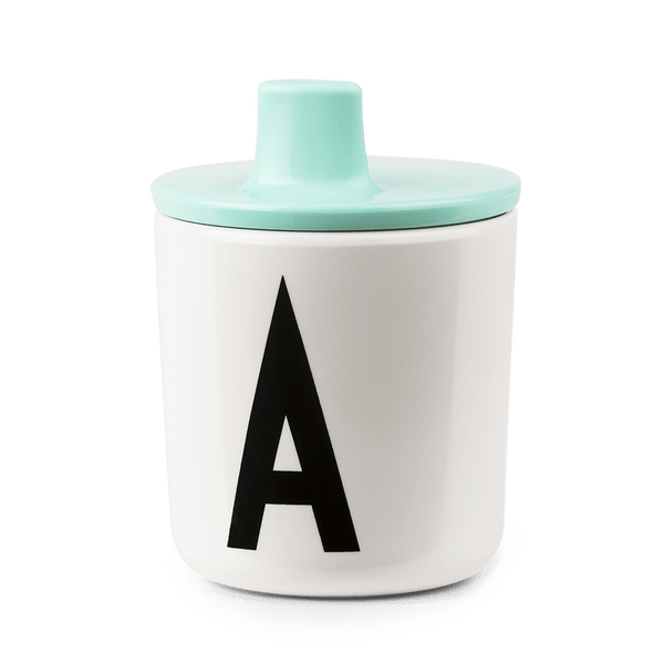 Und Mehr, And More - Design Letters & Friends Cup Melamine Cup Drink Lid