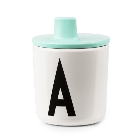 Design Letters & Friends Cup Melamine Cup Drink Lid Design Letters & Friends | Zirkuss