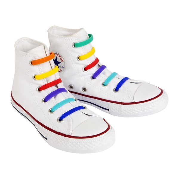 Und Mehr, And More - Laces Rainbow