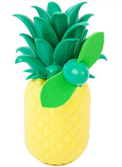 Und Mehr, And More - Sunnylife Pineapple Beach Fan