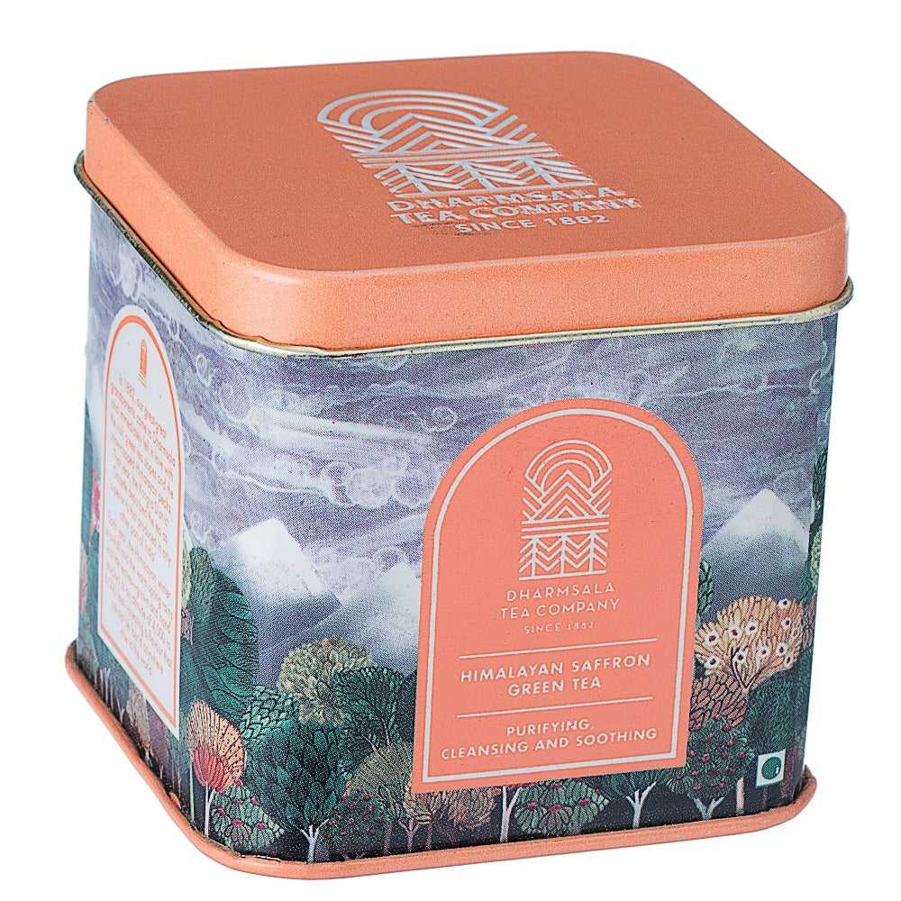 Samriddhi - A Box of Single Tea Tin