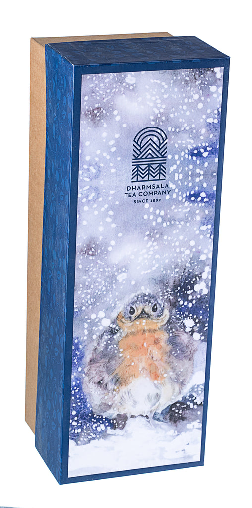 Christmas Gift Box - Owl