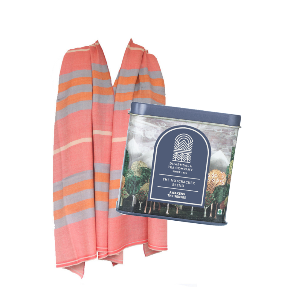The Nutcracker Blend + Cashmere Blend Stole