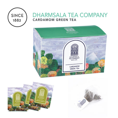 Cardamom Green Tea Teabags