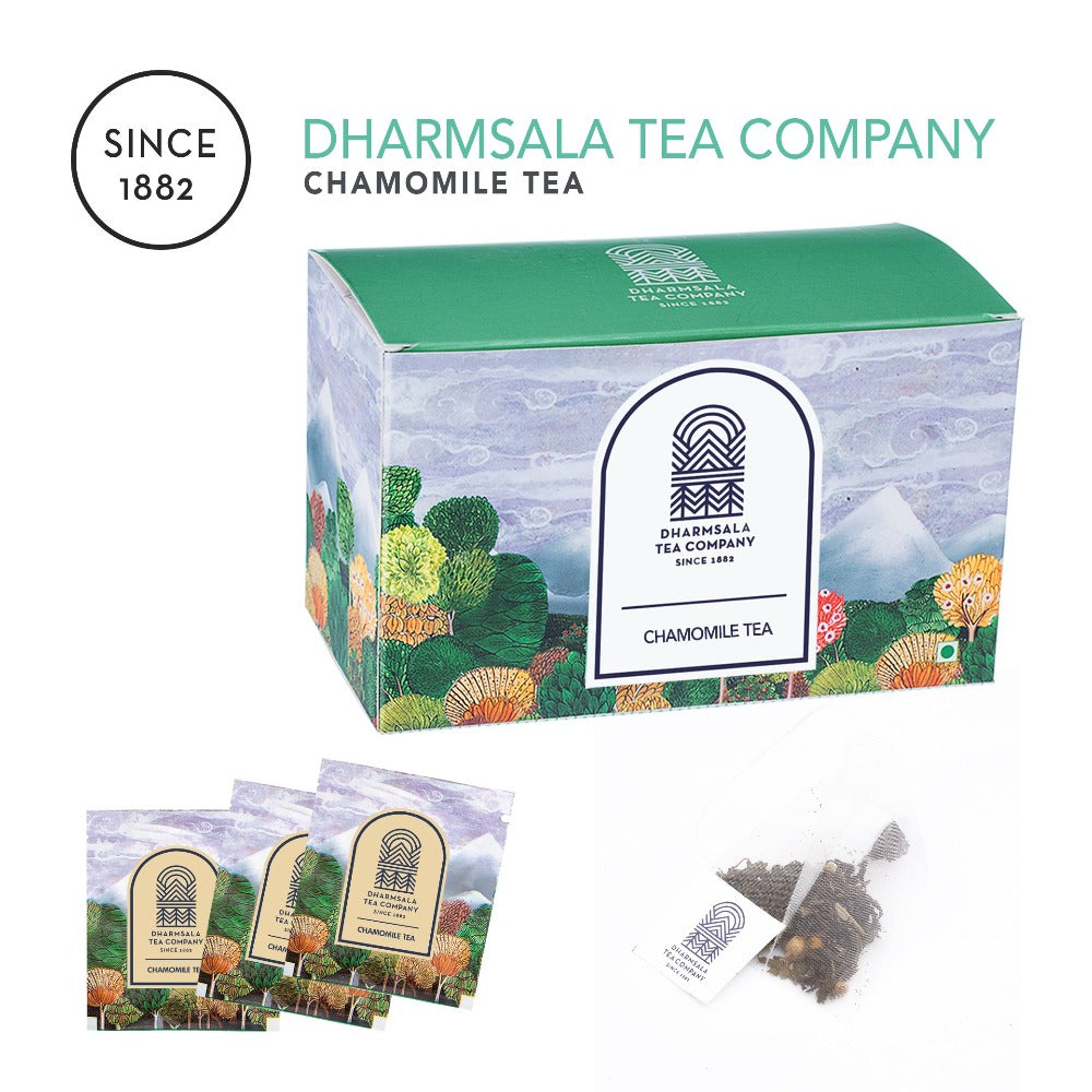 Chamomile Green Tea Teabags
