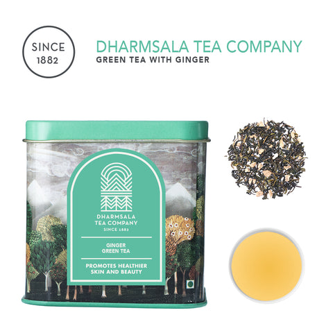 Himalayan Ginger Green Tea
