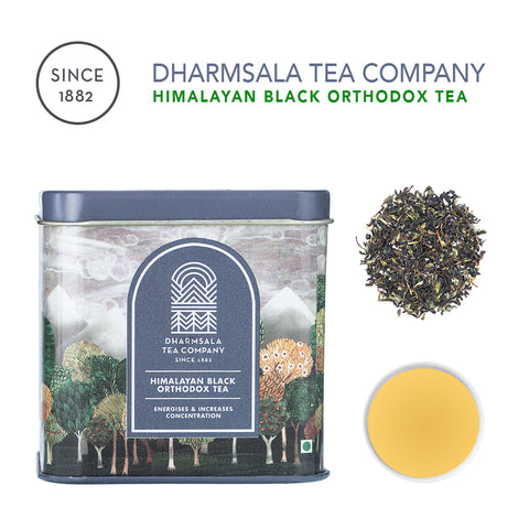 Himalayan Black Orthodox Tea