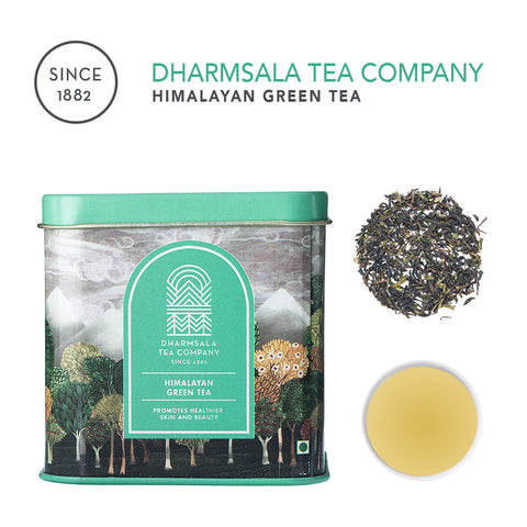 Himalayan Green Tea