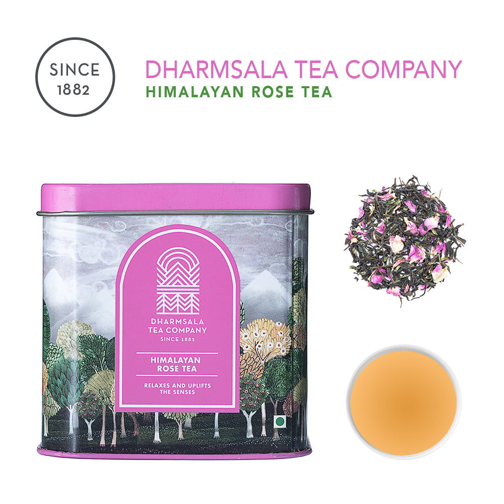 Himalayan Rose Green Tea