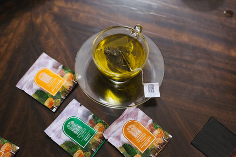 Tea Bags Subscription (12 Deliveries)