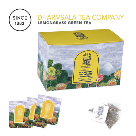 Lemongrass Green Teabags